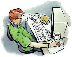 Фриланс работа — работа на дому