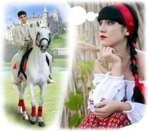 Многие девушки мечтают выйти замуж за иностранного принца!