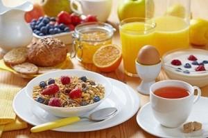 Несколько правил здорового питания