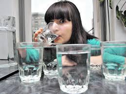 Современная водная диета для похудения