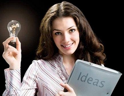 бизнес идеи для женщин знакомства